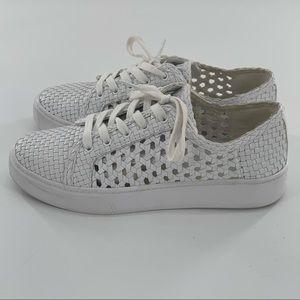 Marc Fisher Surly Basket Weave Sneaker